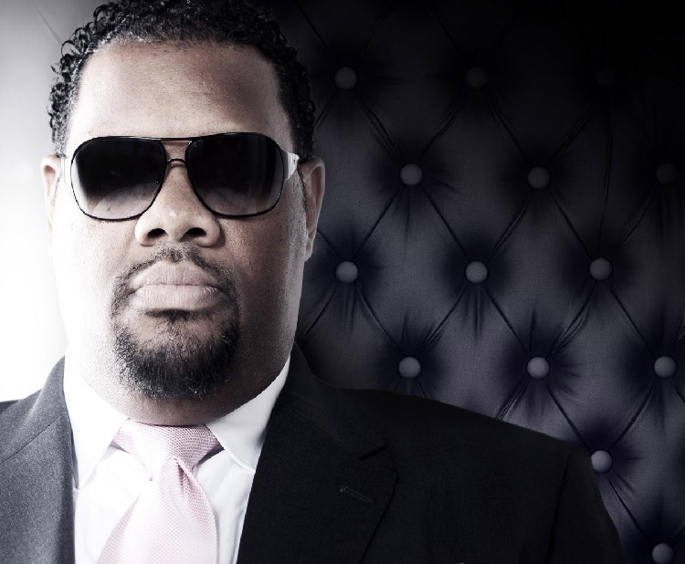 Fatman Scoop live at Mirage
