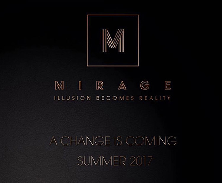 Mirage Marbella is now official